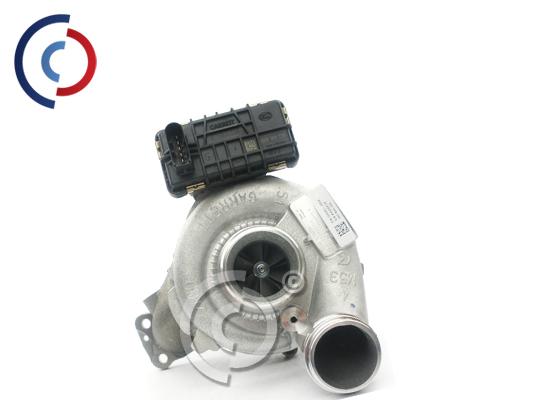 Turbosprężarka Garrett